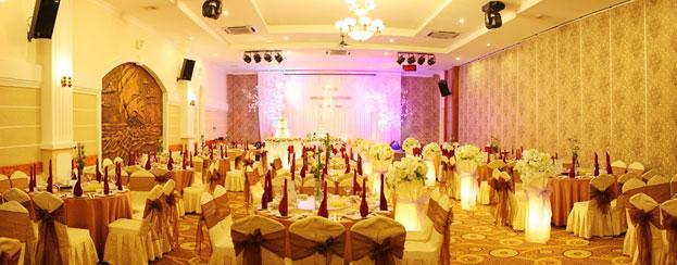 Trung tâm tiệc cưới hội nghị Vườn Cau