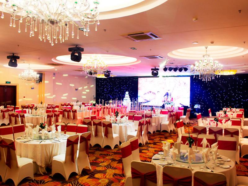 Trung tâm tiệc – hội nghị Happy Diamond