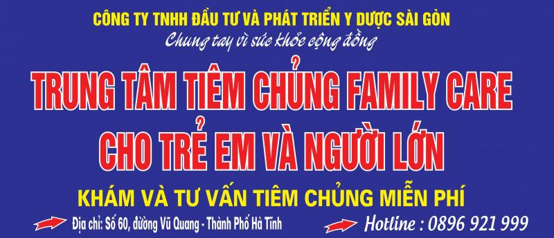 Trung tâm tiêm chủng Family Care Hà Tĩnh