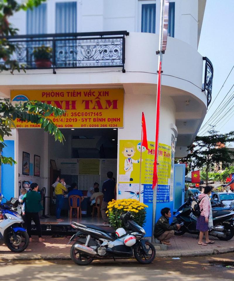 Trung tâm Tiêm chủng Hoài Nhơn