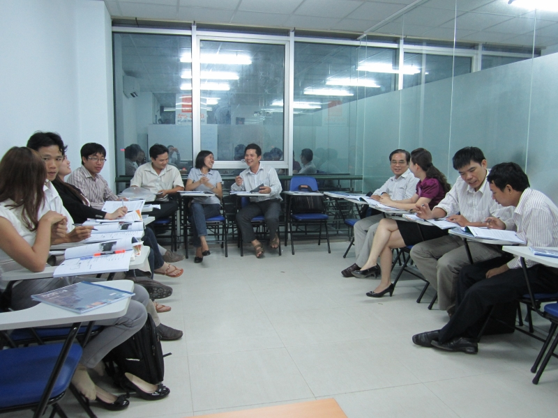 Trung tâm tiếng anh Aroma - địa chỉ học tiếng anh cho người mới bắt đầu tại Hà Nội