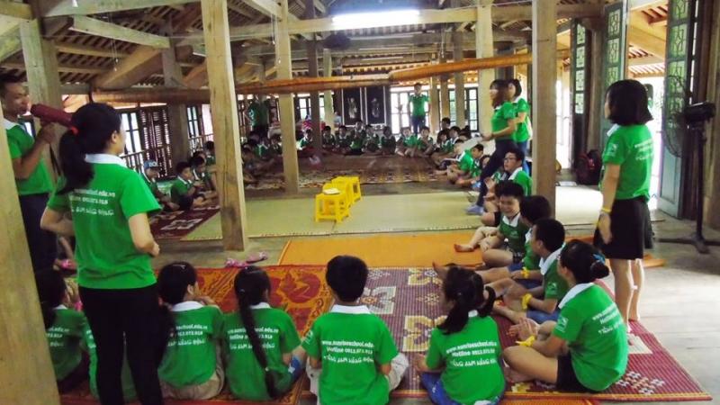 Top 10 Trung tâm tiếng Anh cho trẻ em tốt nhất ở Cầu Giấy, Hà Nội