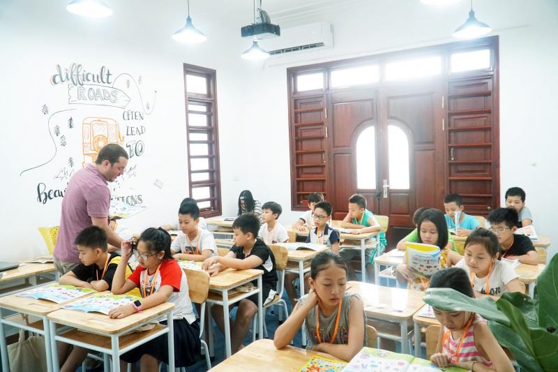 Trung tâm tiếng Anh ETC - Bắc Ninh