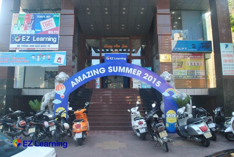 Trung tâm tiếng Anh EZ Learning Đà Nẵng