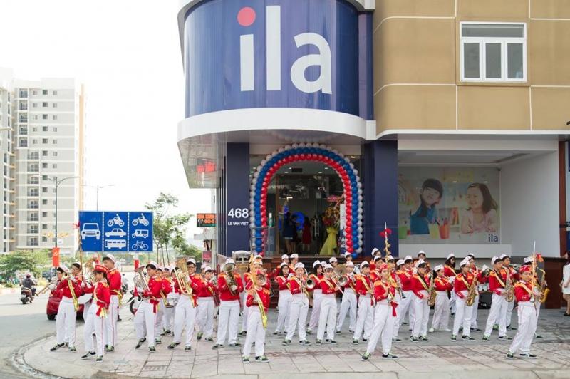 Trung tâm tiếng Anh ILA