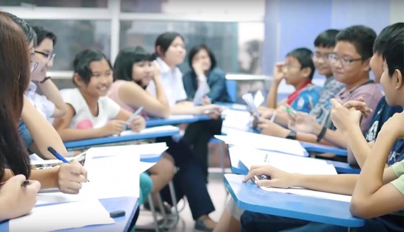 Trung tâm tiếng Anh Kiến Thức Việt