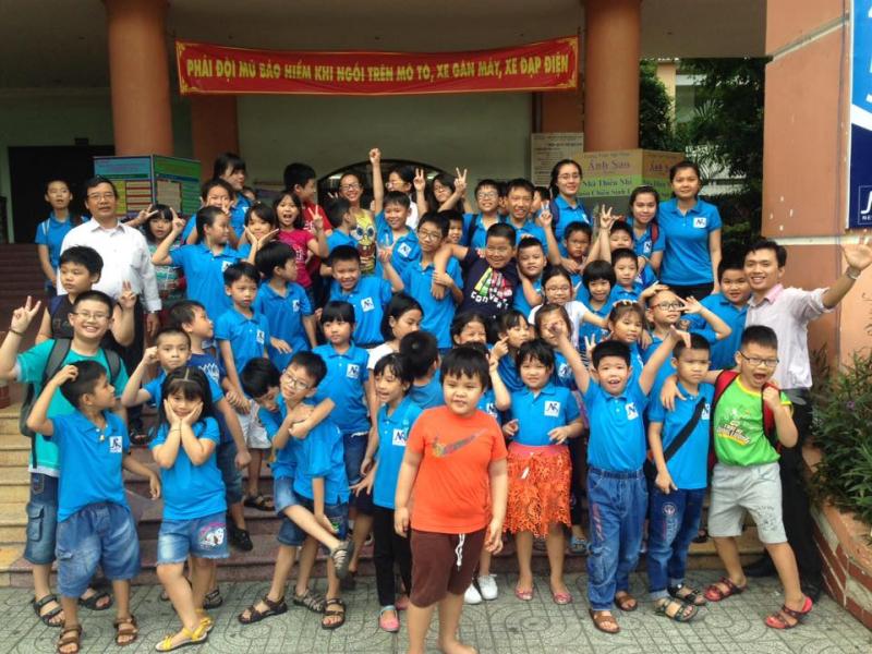 Học Viên Anh Văn trẻ em tại NewSky