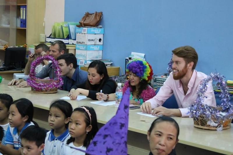 Trung tâm tiếng Anh quốc tế Việt Mỹ