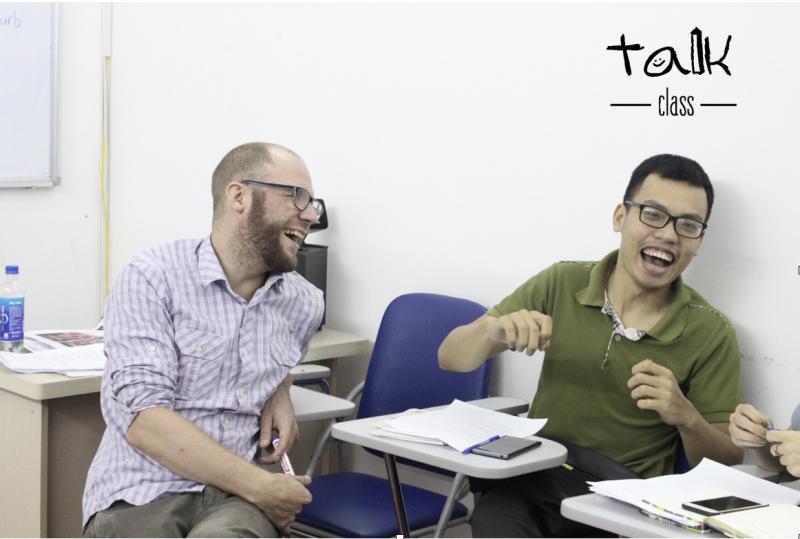 Trung tâm Tiếng Anh Talk Class – TCES