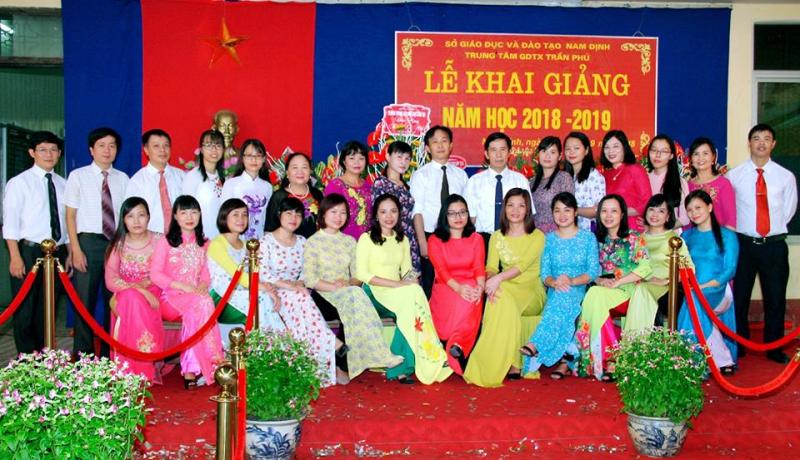 Trung tâm Tiếng Anh Trần Phú