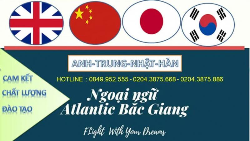 Trung Tâm tiếng Hàn Atlantic