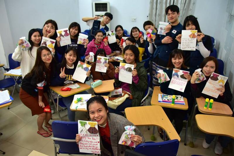 Trung tâm tiếng hàn ICLS Đà Nẵng