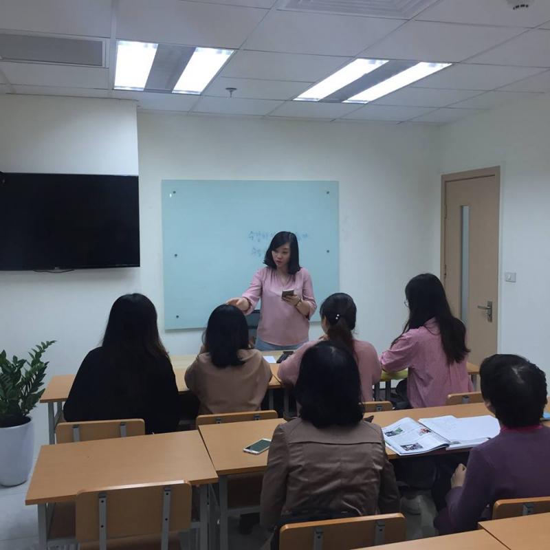 Trung tâm tiếng Hàn IEDU