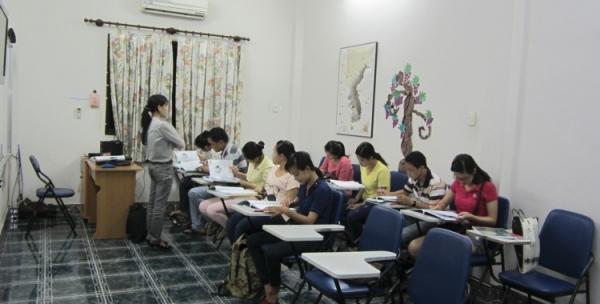 Trung tâm tiếng Hàn SOFL tại Cầu Giấy, Hà Nội
