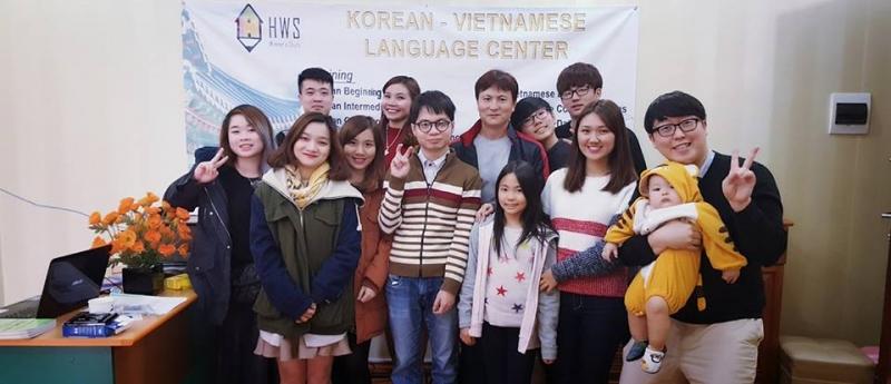 Trung tâm tiếng Hàn thầy Béo - Choi Wonsok