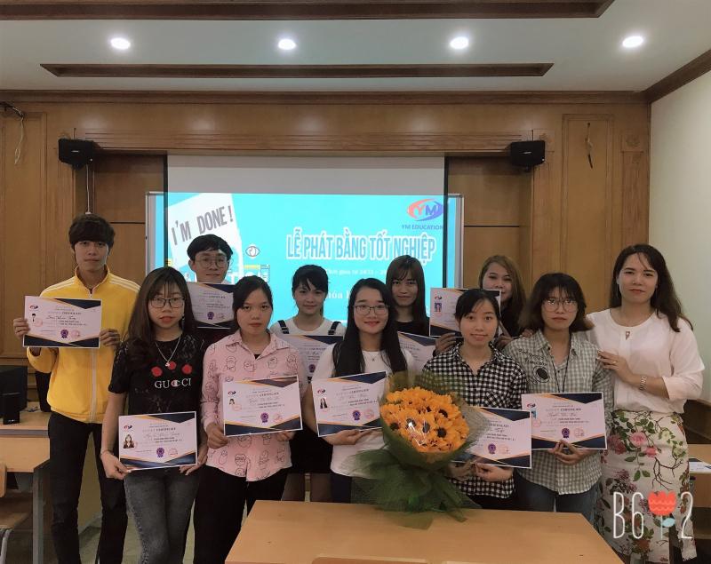 Trung tâm Tiếng Hàn YM Education