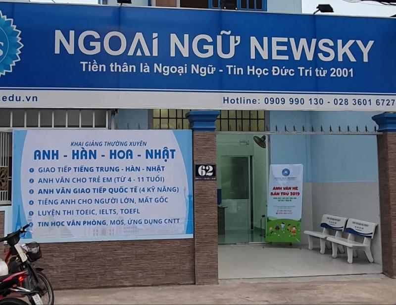 Trung tâm tiếng Nhật NEWSKY