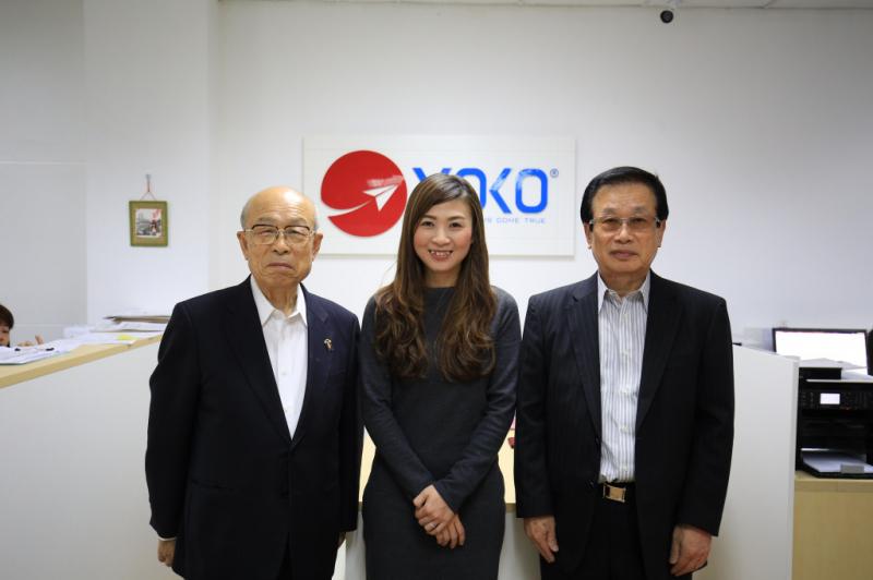 Hiệu trưởng là cô Du Hằng với kinh nghiệm học tập và làm việc 6 năm tại Nhật Bản