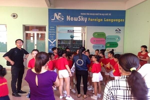Trung Tâm tiếng Trung NEWSKY được thành lập và đi vào hoạt động từ năm 2001