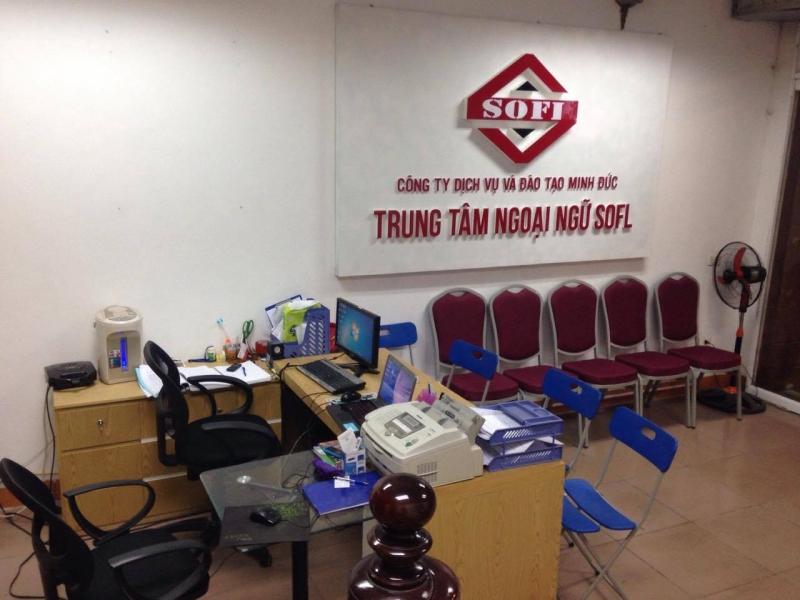 Trung tâm tiếng Trung SOFL là một nơi chuyên về đào tạo tiếng Trung uy tín, chất lượng