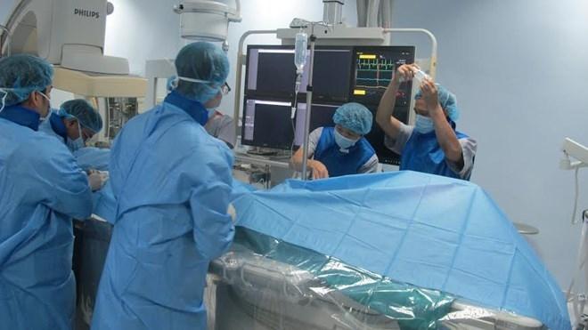 Trung tâm tim mạch - Viện E