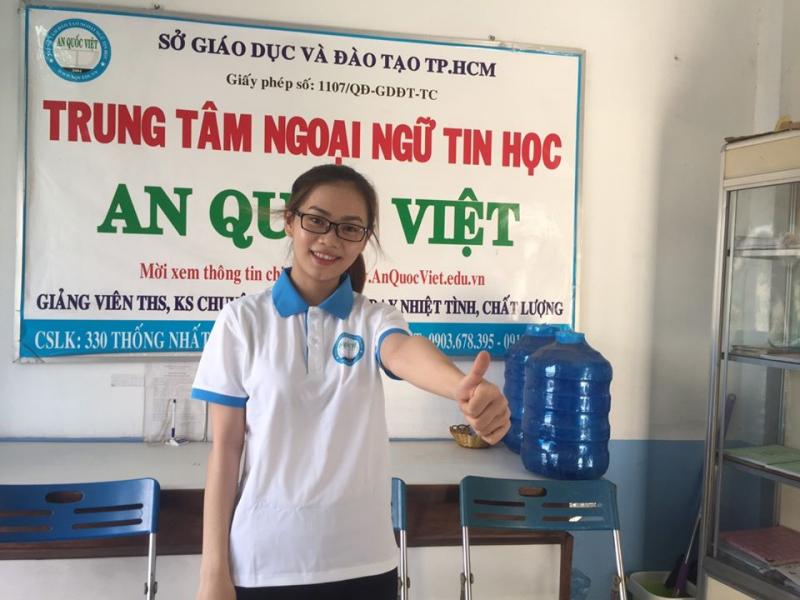 Trung Tâm Tin Học An Quốc Việt TP.HCM