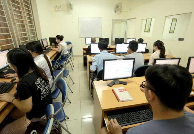 Trung tâm tin học đồ họa kiến trúc