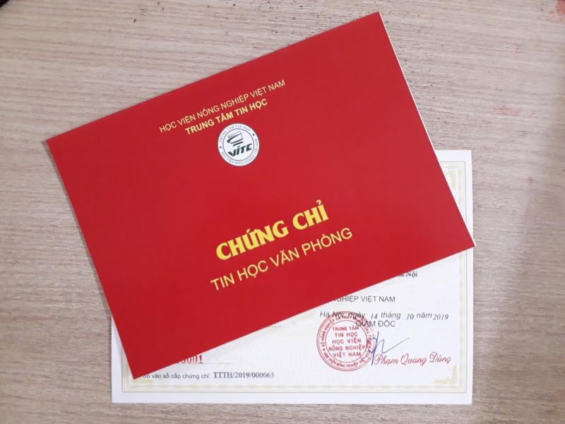 Trung tâm Tin học Học viện Nông nghiệp Việt Nam