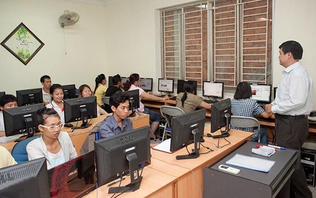 Trung tâm tin học Kiến Phúc