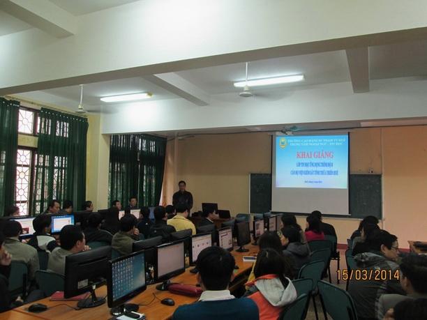Trung tâm tin học ngoại ngữ Cadafol