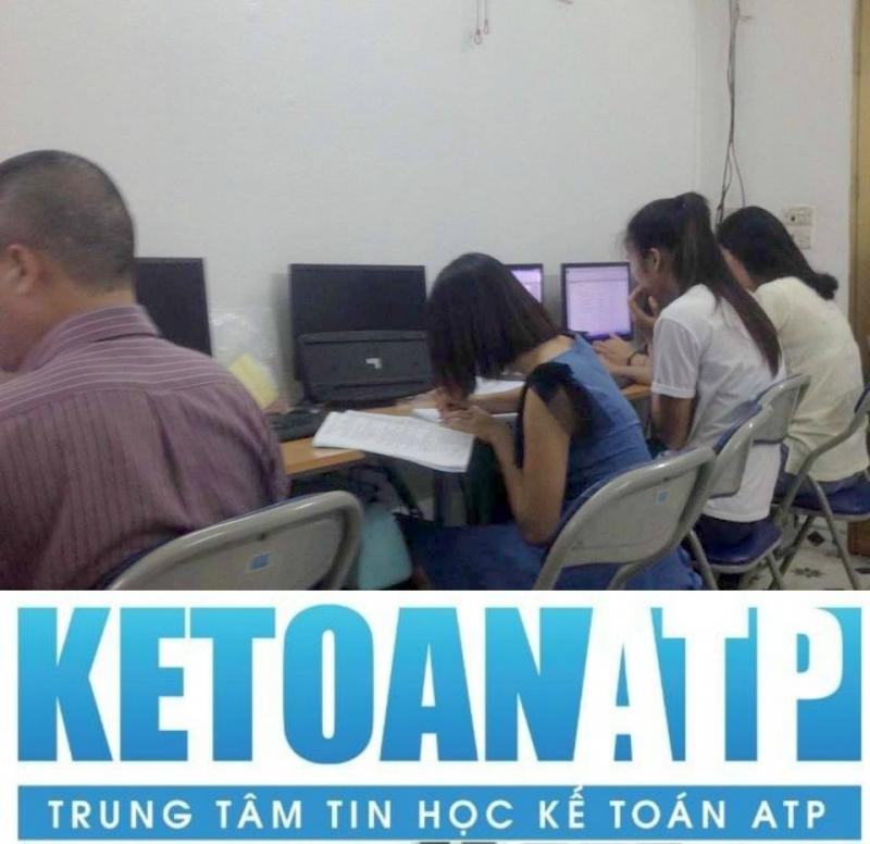 Trung tâm tin học và thực hành kế toán ATP