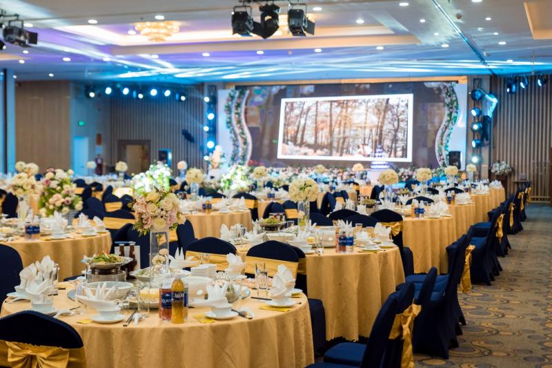Top 5 Nhà hàng tổ chức tiệc cưới nổi tiếng tại quận Hoàn Kiếm, Hà Nội
