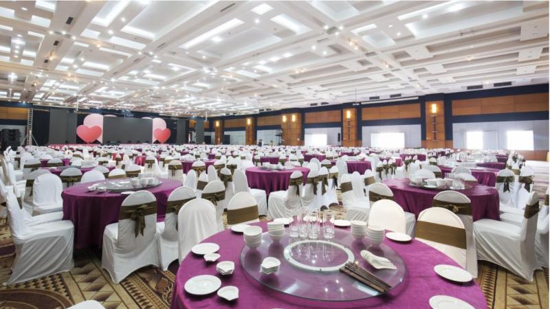 Top 11 trung tâm tiệc cưới vừa và nhỏ tại Hà Nội