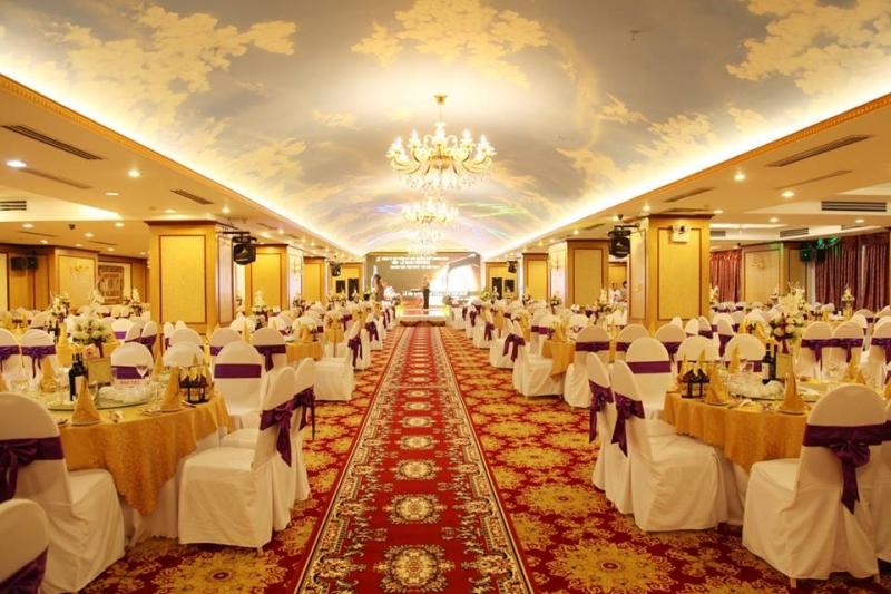 Trung tâm tổ chức tiệc cưới và sự kiện Hapu.