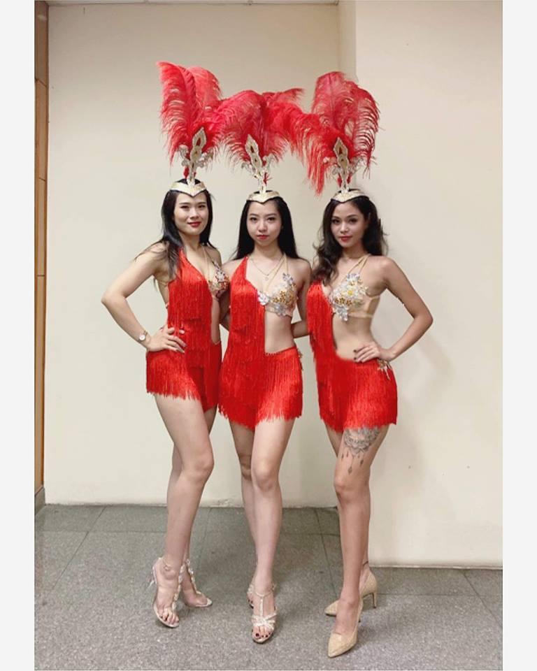 Trung Tâm Trịnh Huyền Belly Dance