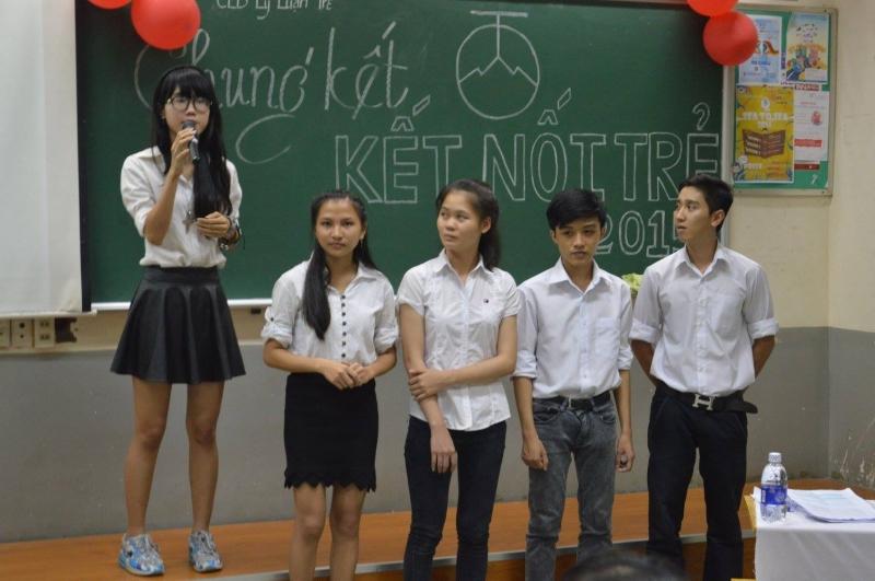 Một cuộc thi kỹ năng do trung tâm tổ chức