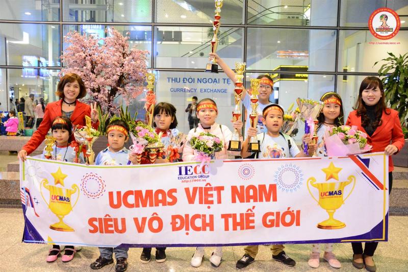 Trung tâm UCMAS Việt Nam