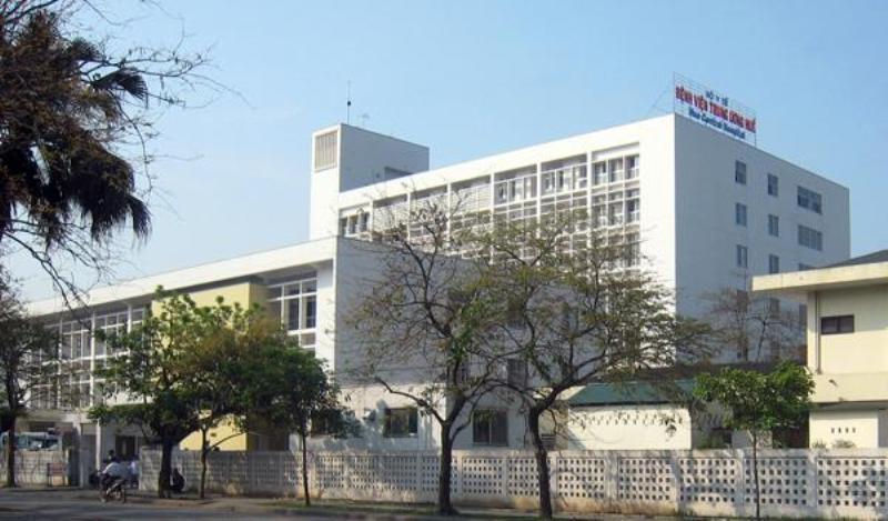 Trung tâm Ung Bướu - Bệnh viện Trung ương Huế