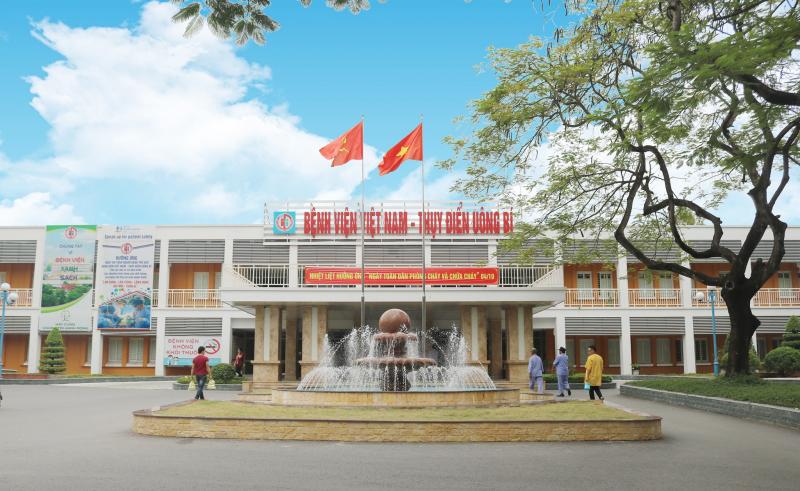 Trung tâm Ung bướu bệnh viện Việt Nam - Thụy Điển Uông Bí