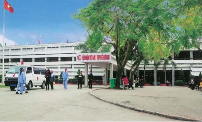 Trung tâm Ung bướu bệnh viện Việt Nam- Thụy Điển Uông Bí