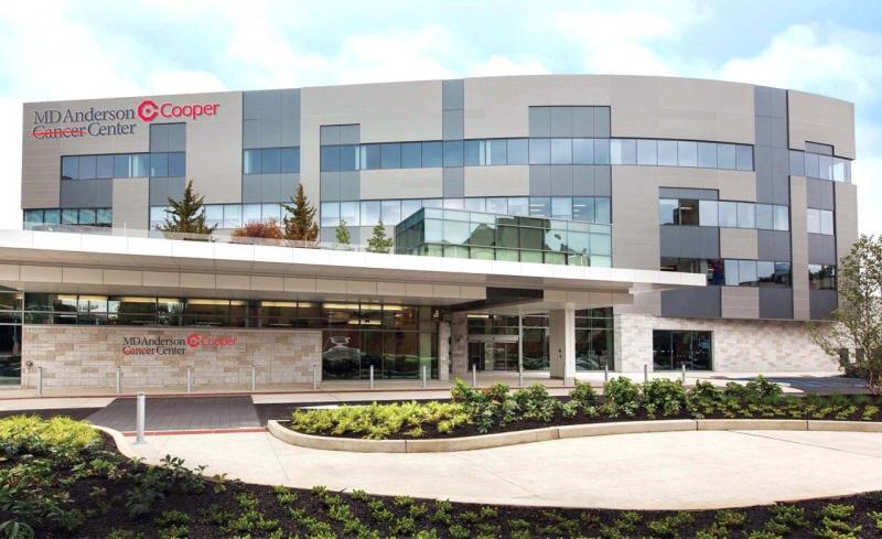 Trung tâm ung thư MD Anderson