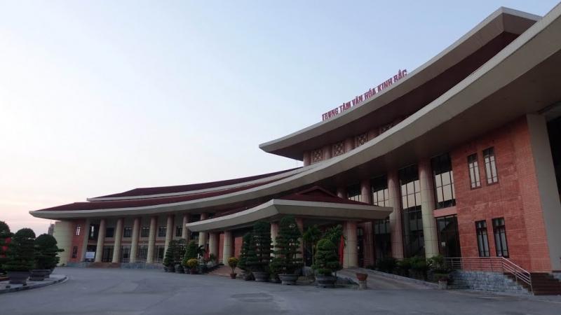 Trung tâm Văn hóa Kinh Bắc