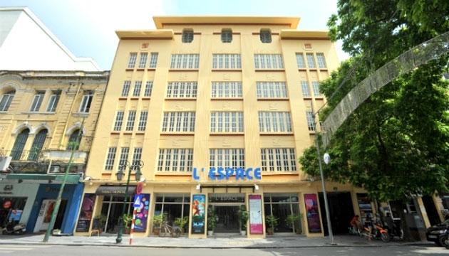 Viện Pháp tại Hà Nội – L'Espace