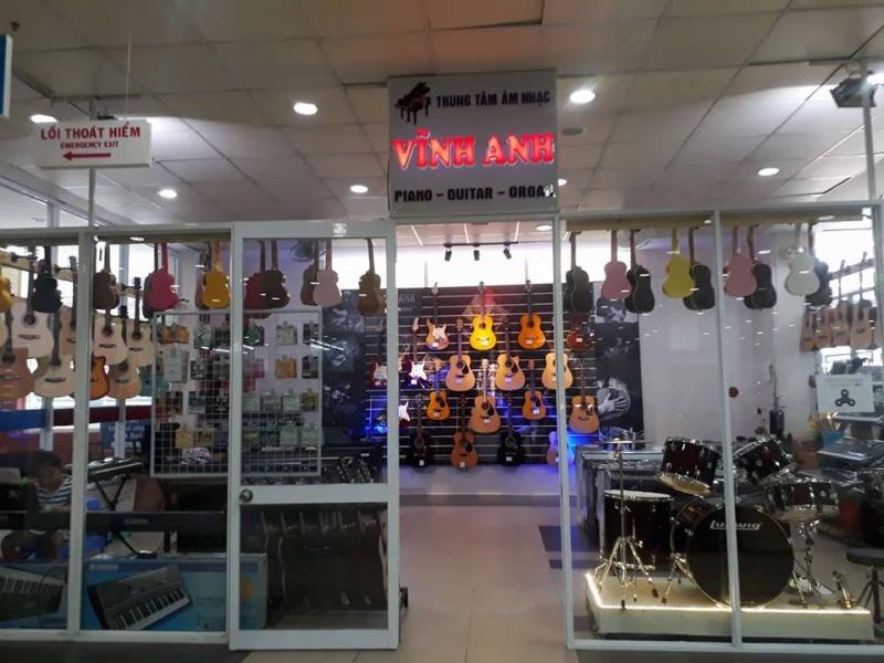 Trung tâm Vĩnh Anh