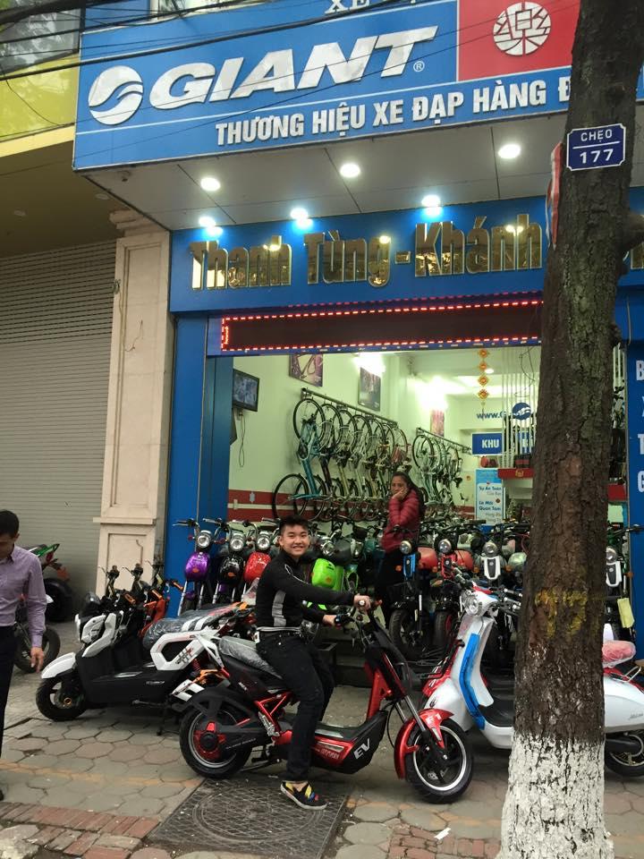 Trung tâm xe đạp điện Thanh Tùng - Khánh Hiệp (TKH BIKE)