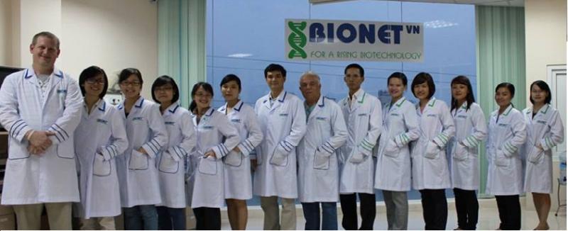 Trung tâm xét nghiệm ADN Bionet