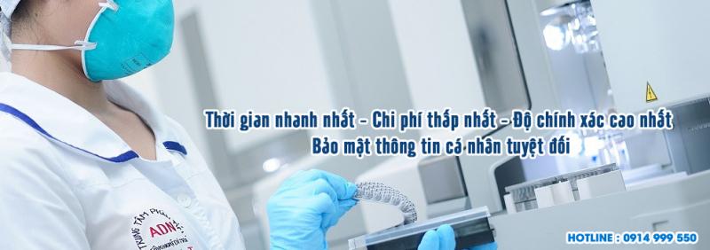 Trung tâm xét nghiệm ADN Đà Nẵng