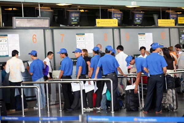 Rất nhiều lao động tại SOWATCO đã được đi làm việc tại Hàn Quốc