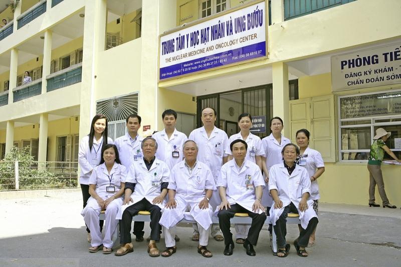 Khám phát hiện ung thư sớm, Trung tâm y học hạt nhân và u bướu