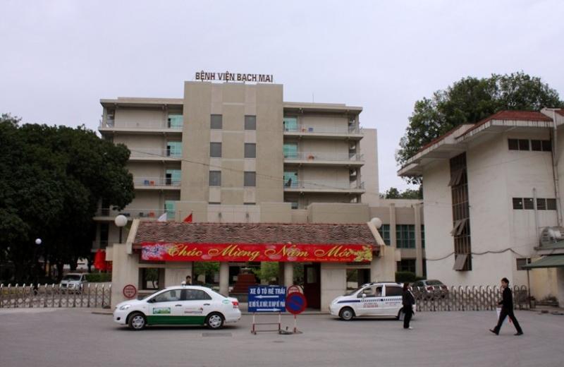 Trung tâm Y học hạt nhân và Ung bướu bệnh viện Bạch Mai